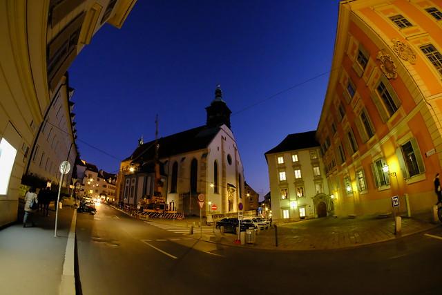 XE3F1107 - Catedral de Graz - Graz Cathedral - Grazer Dom