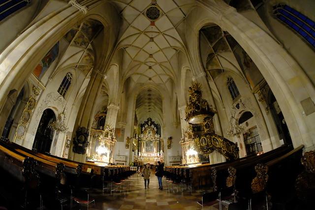 XE3F1128 - Catedral de Graz - Graz Cathedral - Grazer Dom