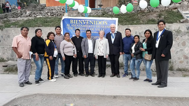 Peru-2019-09-29-Ambassadors for Peace Serve Cono Sur Area of Lima