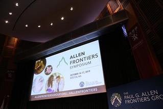 2019 Allen Frontiers Symposium