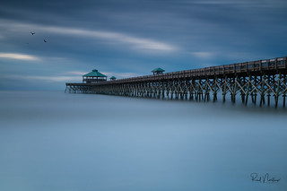 Pier in the Clouds