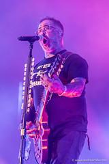 Staind en Festival Louder Than Life 2019 EEUU