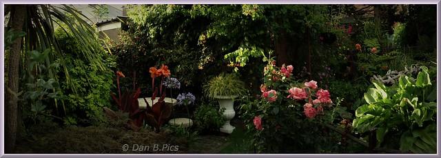 Garden Pano.