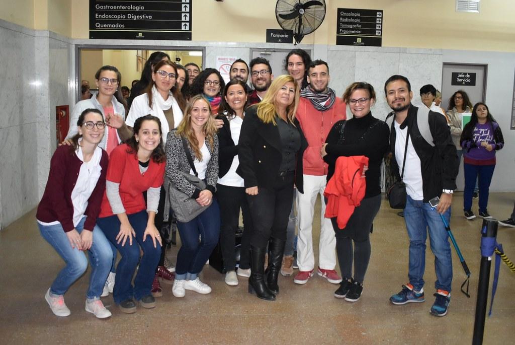 2019-10-18 SALUD: Servicio de Psiquiatría Marcial Quiroga