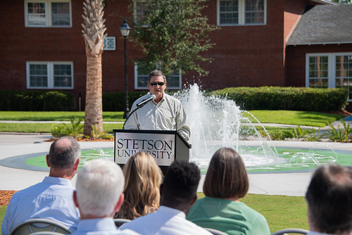 2019 Templeton Fountain Dedication