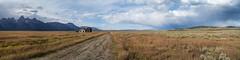 Panorama at Antelope Flats. 19th September, 2019.