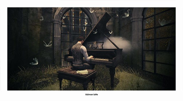 [The forgotten secrets series] - 1 - The pianist and his inaudible sonata