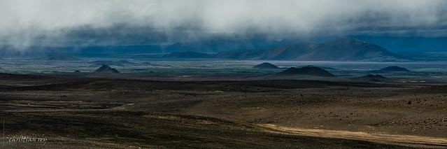 Le plateau de Myvatnsöraefi (Iceland)