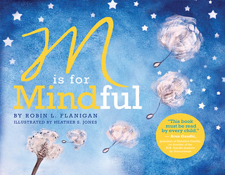 Thu, 10/17/2019 - 10:17 - A book jacket for M is for Mindful