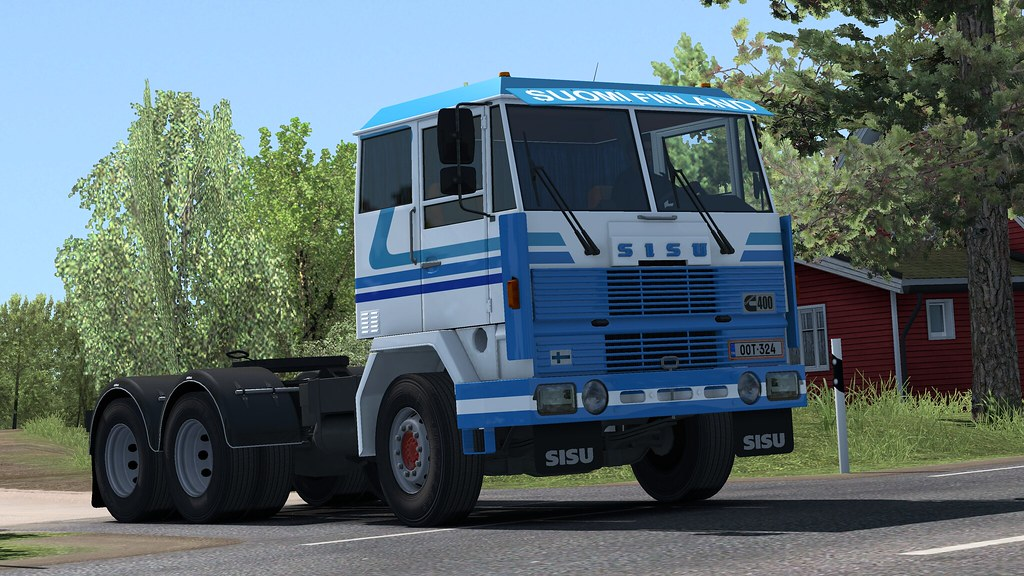 Rel Gifu Skin From My Summer Car For Xbs Sisu M Series