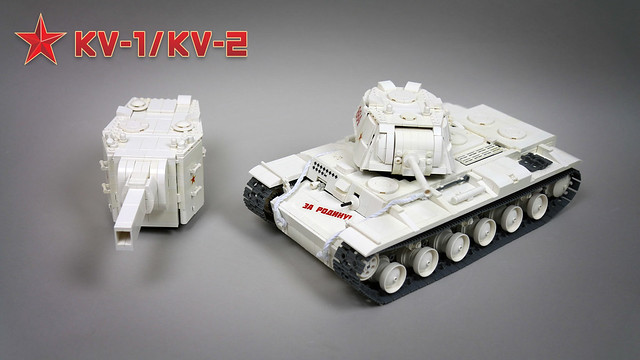 KV-1/KV-2 Tank