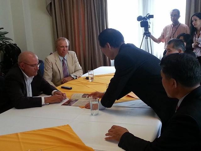 Costa Rica-2014-12-2~3-UPF Chair Visits