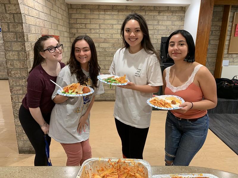 Hofstra University Family Dinner