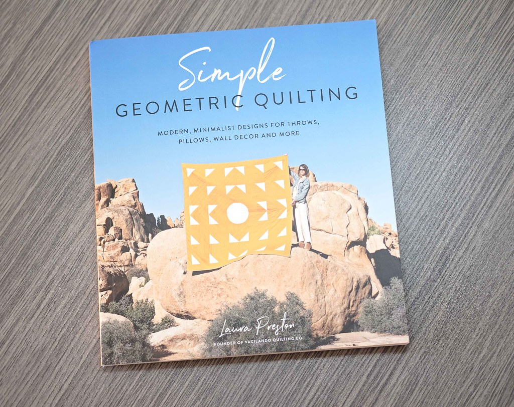 Simple Geometric Quilting - Book Review