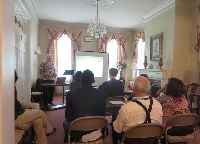 Washington DC-2014-11-22-Ambassadors for Peace seminar