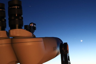 Altair Binos Focused and Moon
