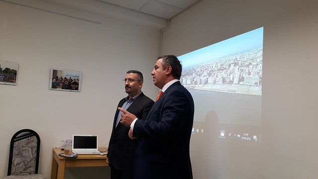 Czech-2019-09-26-Albanian Ambassador Speaks at Prague UPF Event