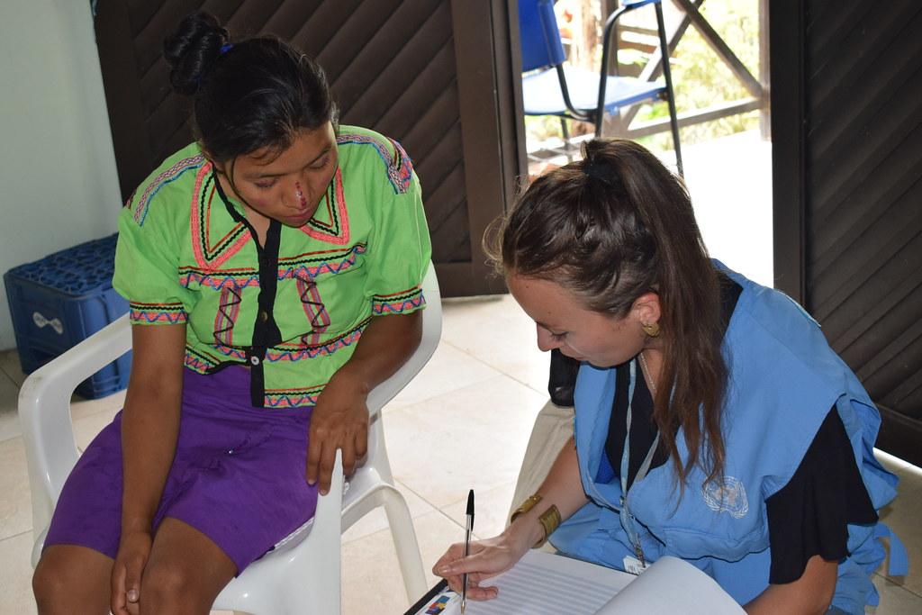 Diálogo étnico en Dabeiba, Antioquia. Octubre 3/2019