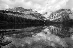Phelps Lake, Grand Teton National Park. September, 2019.