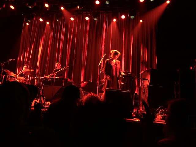 Stereolab at the FIlmore