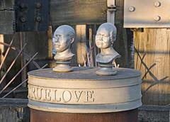 Truelove heads - Hull.