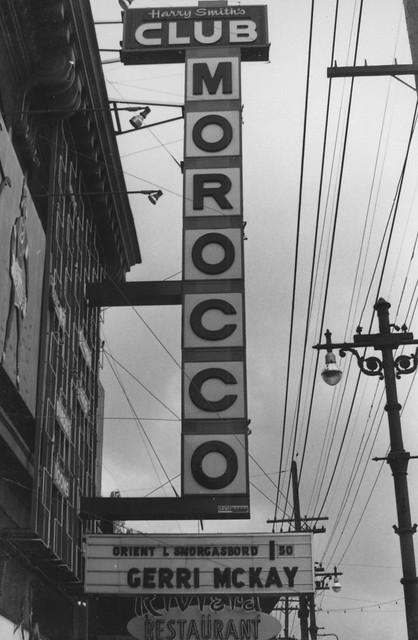 Winnipeg Street Scenes c1965