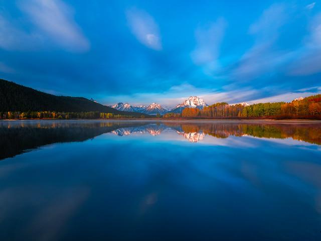 Fuji GFX 100 Grand Teton National Park Autumn Colors & Snow! Fall Foliage Wyoming Aspens Elliot McGucken Fuji GFX100 Fine Art Landscape & Nature Photography! FUJIFILM FUJINON GF LM OIS WR Lens dx4/dt=ic