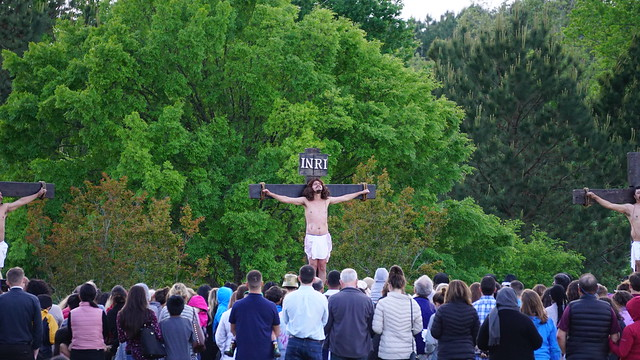 2019 Good Friday Via Crucis Stations LIVE