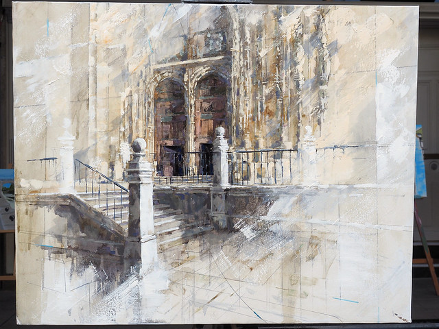 XIX concurso de pintura