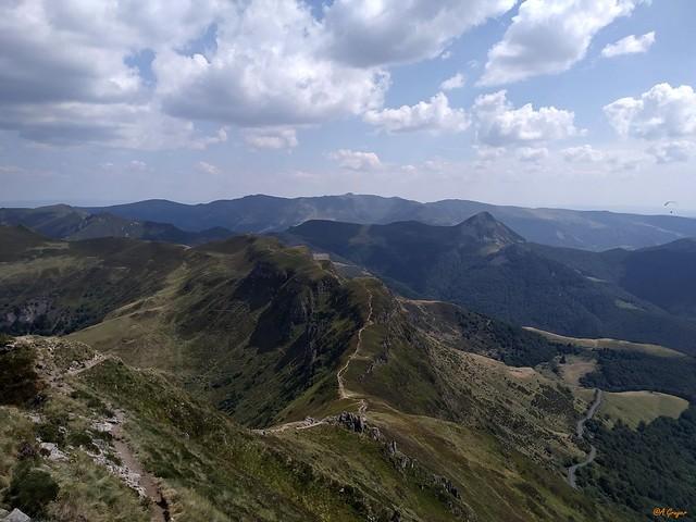Monts et meveilles du Cantal