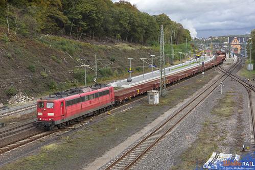 151 149 . DB Cargo . 50978 . Stolberg (Rheinland) 17.10.19.