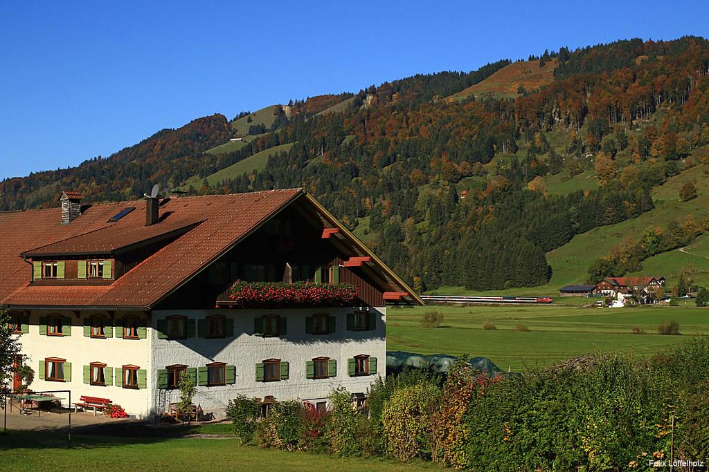Allgäuer Bauernhaus, Teil 2
