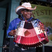 Jeffery Broussard from Zydeco Force to the Creole Cowboys, Festivals Acadiens et Créoles Oct. 11, 2019