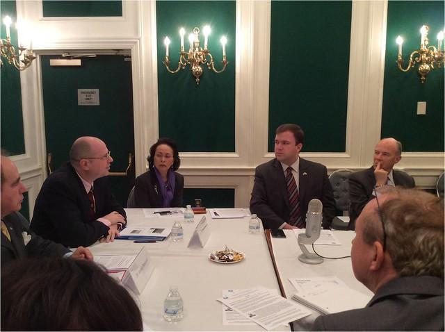 Washington DC-2014-12-17-Forum on Kim Jong Un's rule