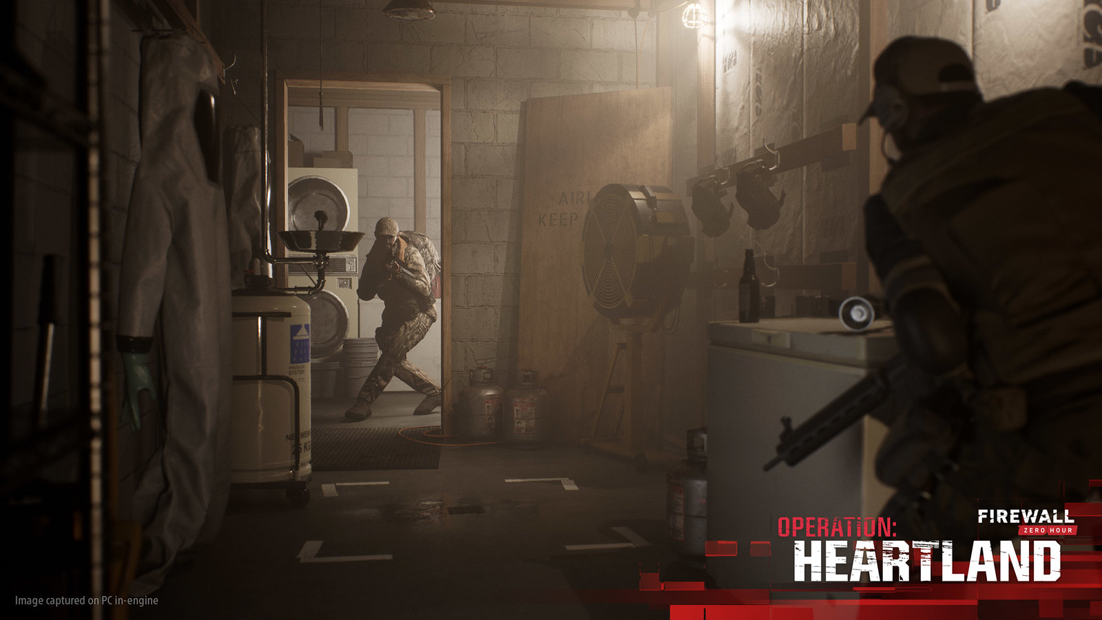 Firewall Zero Hour - Operation: Heartland on PS4