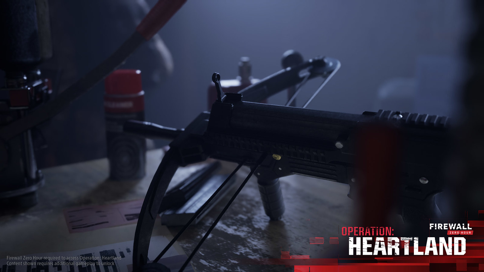 Firewall Zero Hour - Operation: Heartland