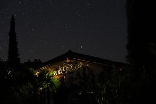 Omega Centauri over House