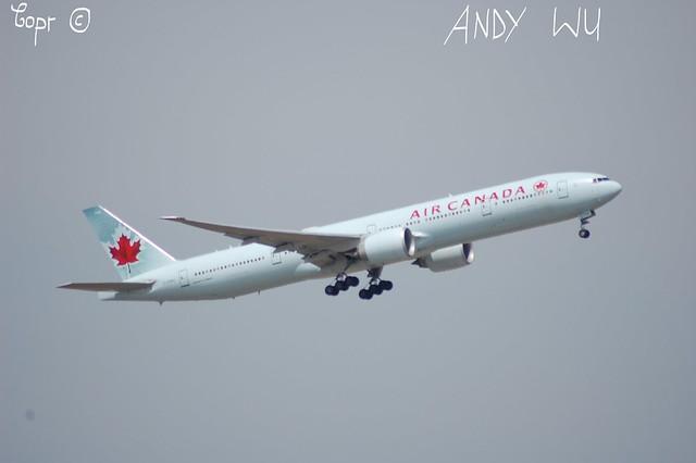 Boeing 777-300ER Air Canada (07/16/2019)