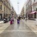 Promenade in Malagaade in Malaga