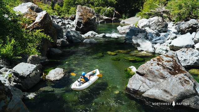 Chetco River Kayak