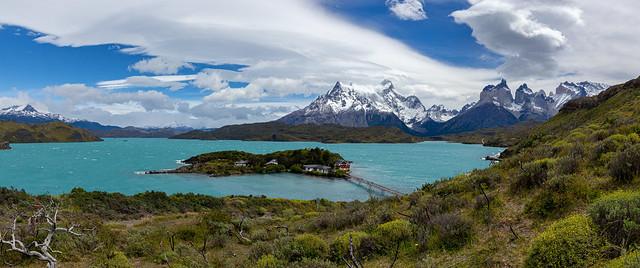 Torres Del Paine and Hosteria Pehoe