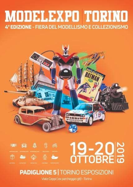 Model Expo Torino 2019