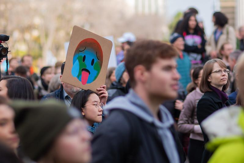 Climate Strike-11 Helen Zhang
