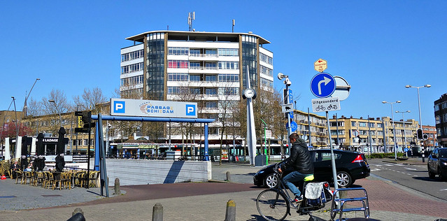 rotterdam - schiedam