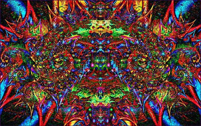 fractal psychedelia