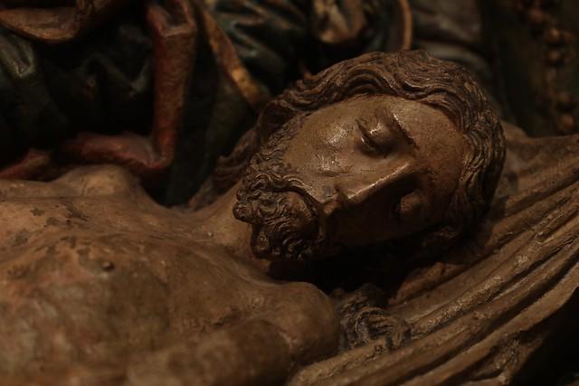 Llanto sobre Cristo muerto (c. 1490)