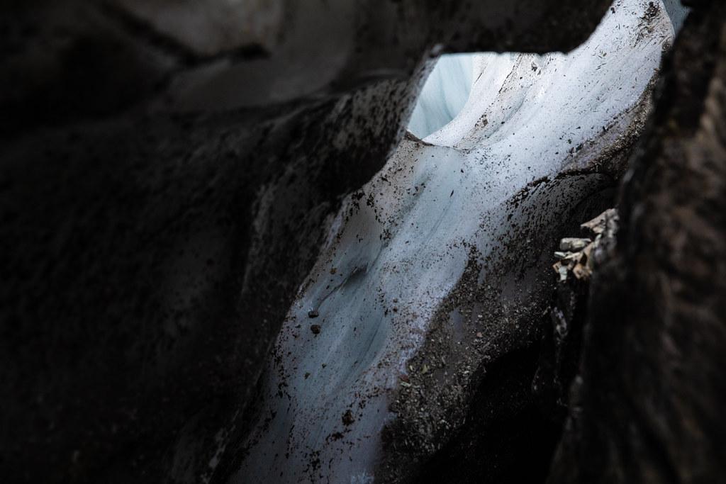 Swiftcurrent Glacier Ice