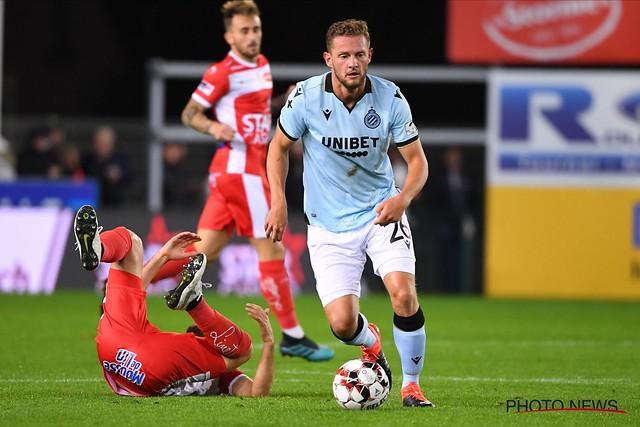 Moeskroen-Club Brugge 18-10-2019