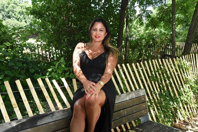 Picture Of Carolina Taken At Brooklyn Bridge Park In Brooklyn New York. Photo Taken Sunday July 14, 2019