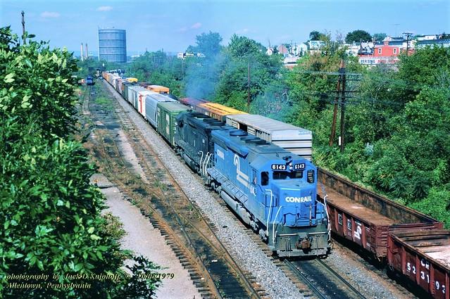 CR 6143-6159, ALPI-6, Allentown, PA. 10-06-1979